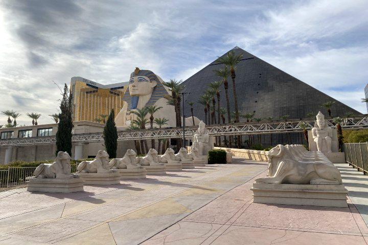 Mejores casinos de Las Vegas. Foto Pinterest.