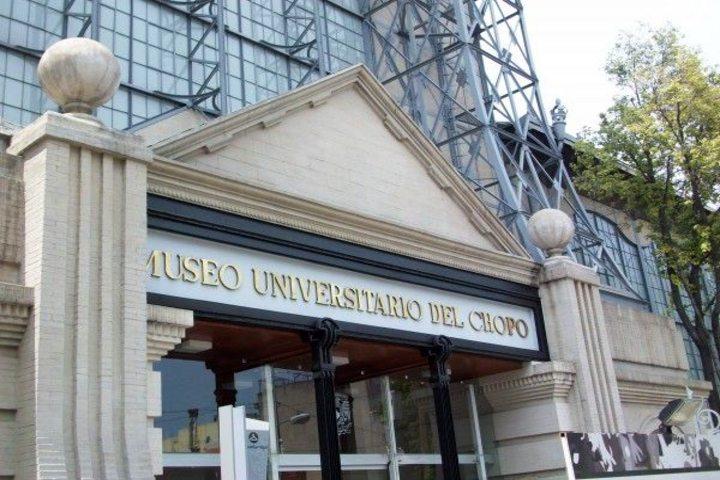 Museo Universitario del Chopo. Foto EstiloDF.