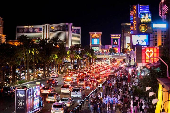 Novedades en Las Vegas. Foto_ El tiempo de Las Vegas
