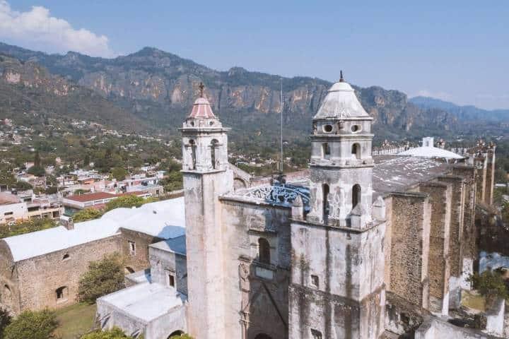 Oaxtepec. Foto Filmio.