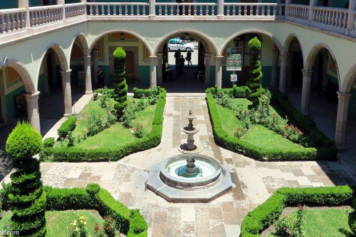 Palacio Municipal Jerez. Foto_ goapp.