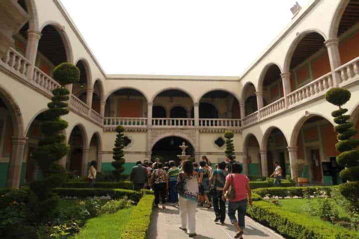 Palacio Municipal de Jerez. Foto Maria Esther Alvarado