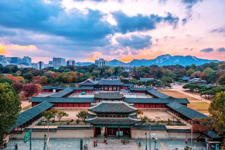 Palacios de Seúl. Foto_ Mi viaje