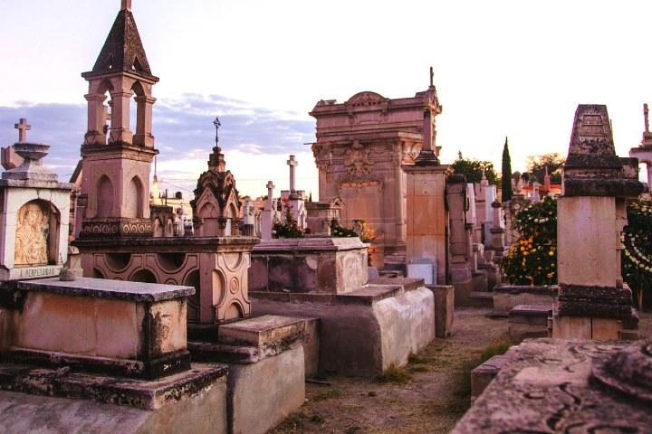 Panteon Museo de Dolores. Foto_ Programa Destinos México