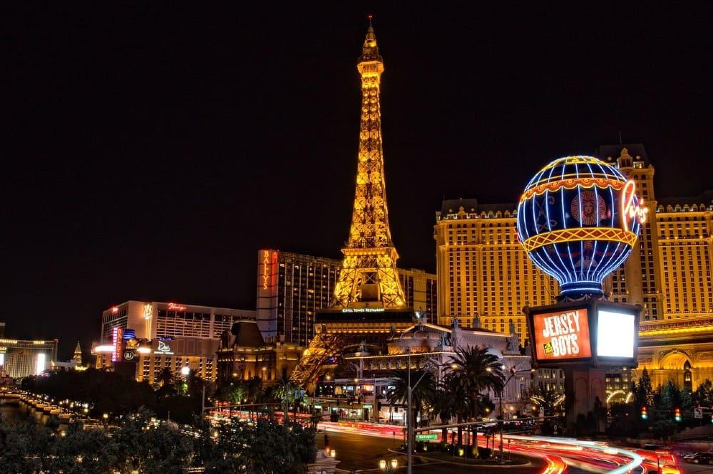 Mejores casinos de Las Vegas. Foto: Pixabay