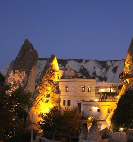 Hotel Cuevas Gamirasú. Foto: Pixabay