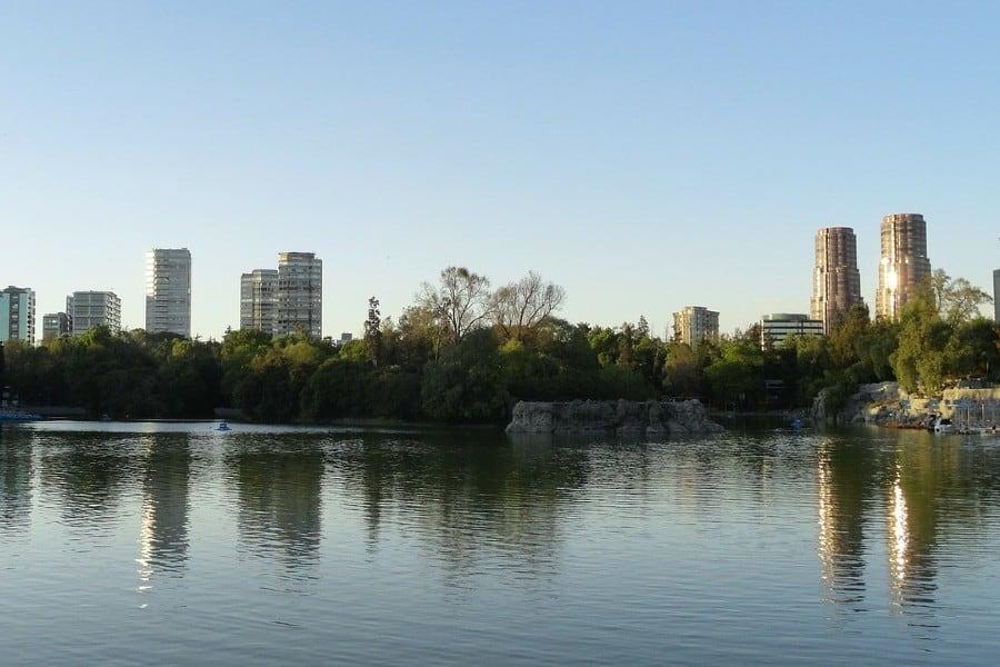 Bosque de Chapultepec Foto: Pixabay