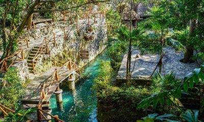 Xcaret parque temático y acuático. Foto: Pixabay