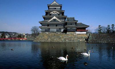 El castillo Matsumoto. Foto: Pixabay