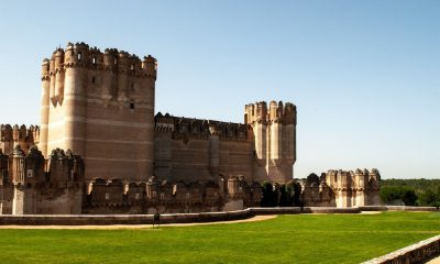 Castillo de Coca. Foto: Pixabay