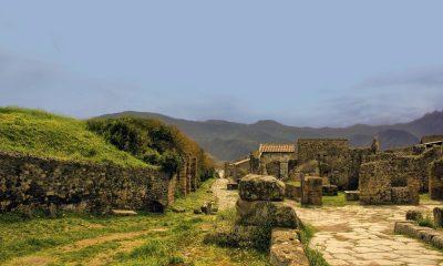 Pompeya tras 40 años. Foto: Pixabay