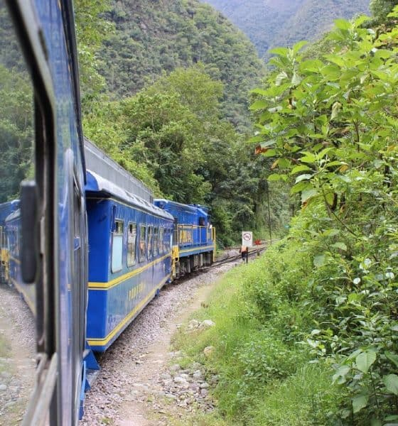 Inca Rail. Foto: Pixabay
