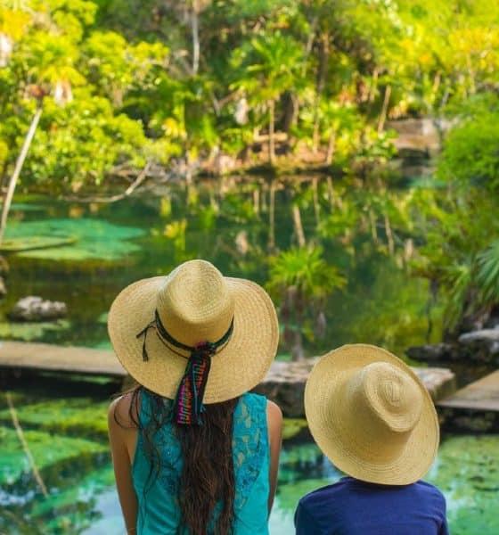 Ruta de Cenotes de Puerto Morelos. Foto: Pixabay