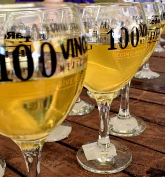 Portada Festival 100 vinos mexicanos La Redonda