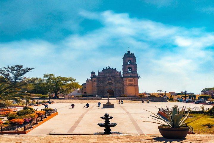 Pueblo mágico. Foto José Adrián Ruiz.