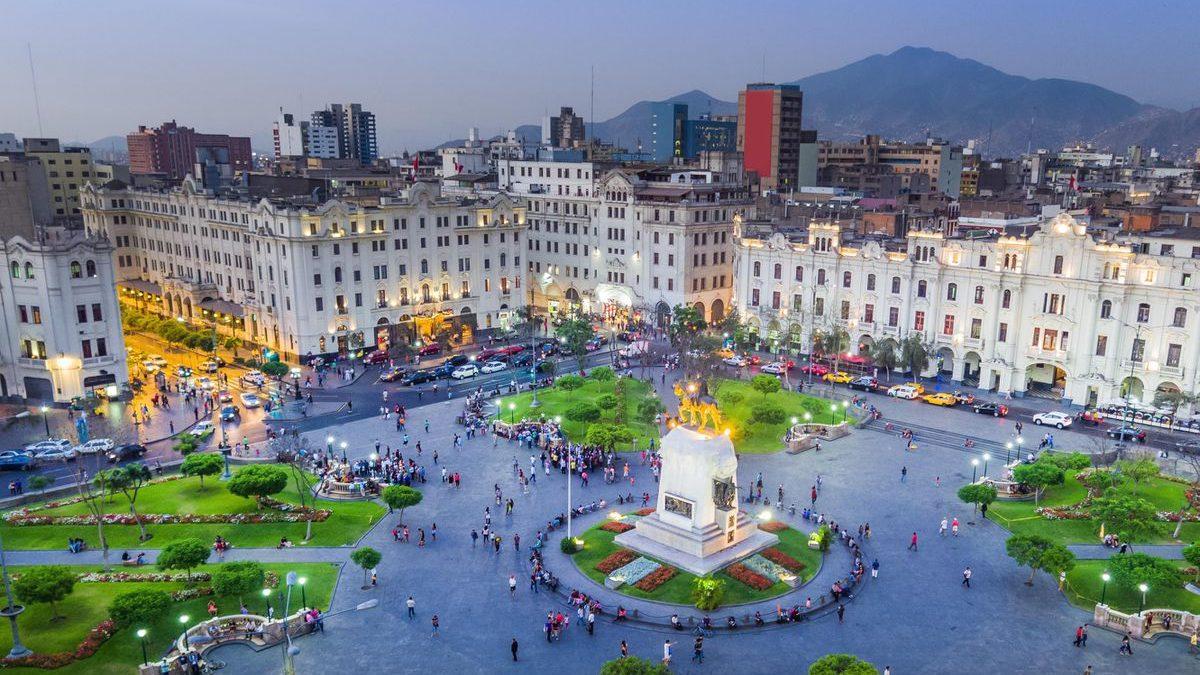 Razones para visitar Lima port