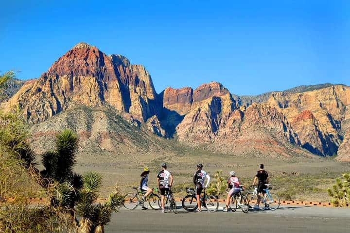 Red Rock Canyon Foto Visit Las Vegas