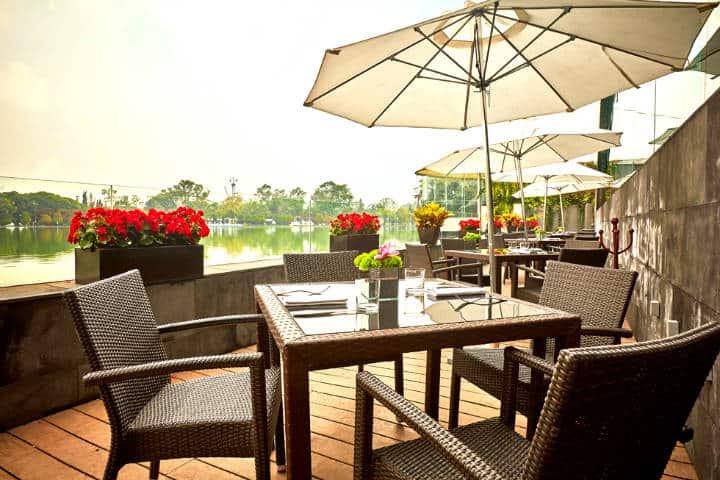 Restaurantes de la CDMX Foto Restaurante El Lago