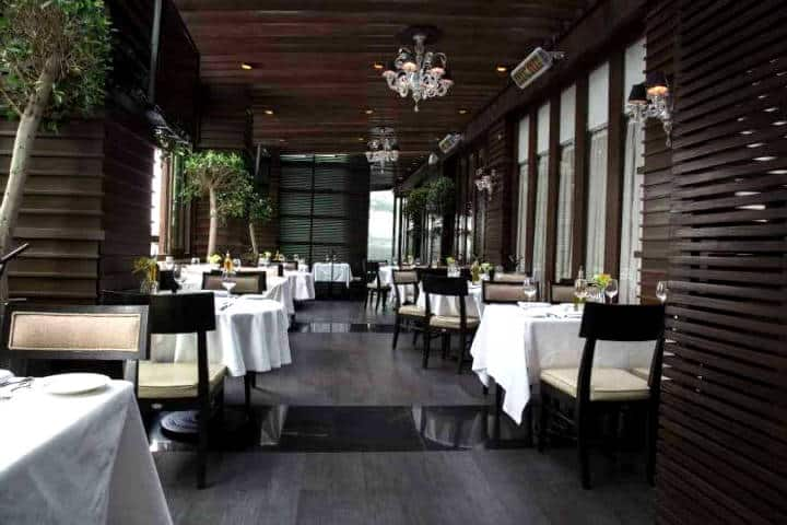 Restaurantes de la CDMX Foto Restaurante Quattro