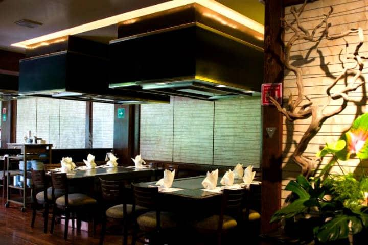 Restaurantes de la CDMX Foto Restaurante Suntory del Valle