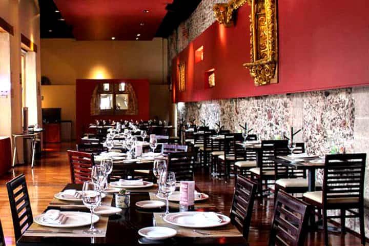 Restaurantes de la CDMX Foto Restaurante Zéfiro