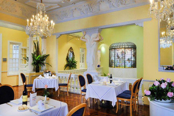 Restaurantes de la CDMX. Foto Les Moustaches.