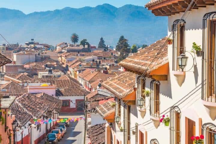 San Cristóbal de las casas. Foto Rincones de México.