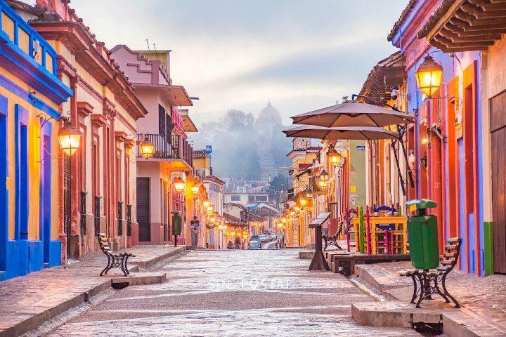 San Cristóbal de las Casas. Foto_ Gente Nayarit