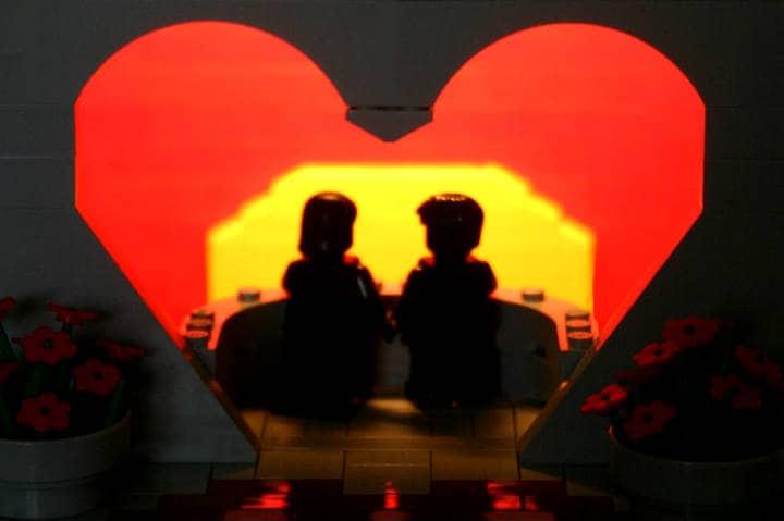 San Valentín y sus 10 nombres más flechados Foto Brian Rinker