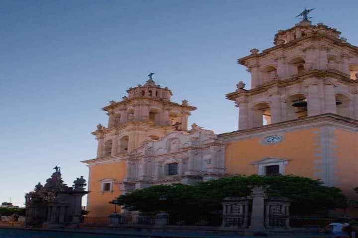 Santuario de Nuestra Señora de la Soledad. Foto Bañuelos