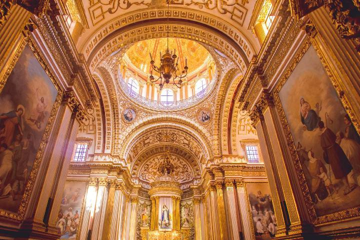 Santuario de Nuestra Señora de la Soledad. Foto_ El oficio de historiar
