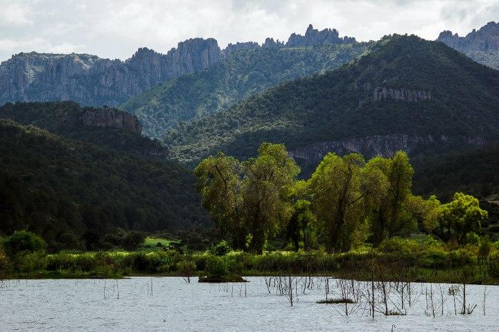 Sierra de los Cardos. Foto_ Conexión 58