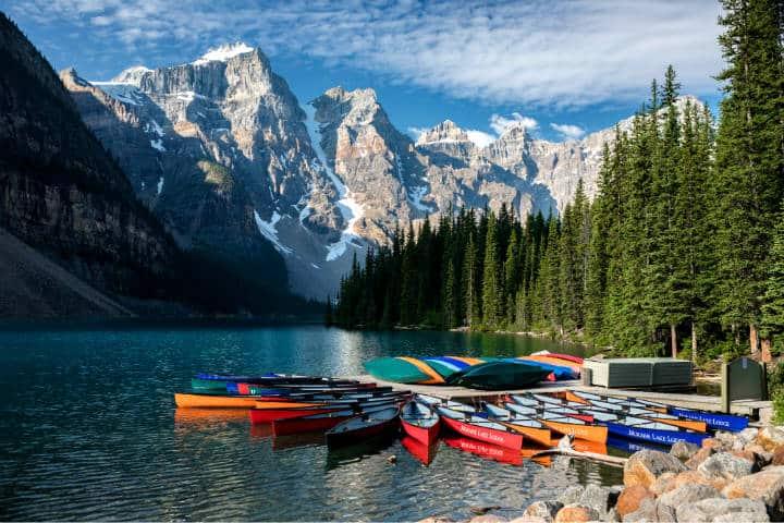Sitios de Canadá Foto Andreina Schoeberlein
