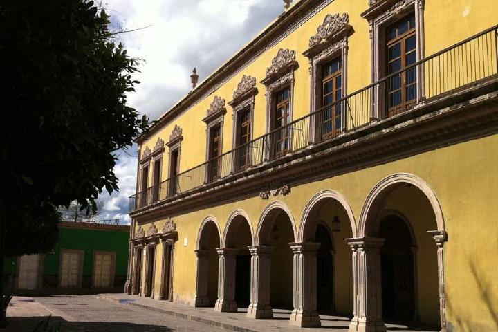 Teatro Hinojosa. Foto_ NTR Zacatecas