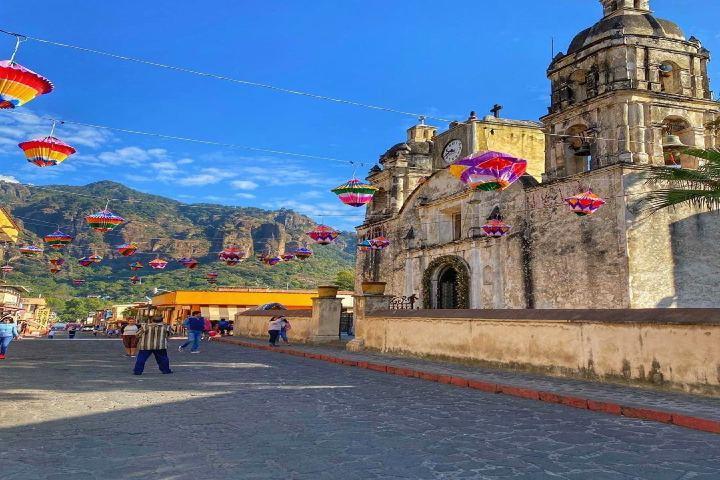 Tepoztlán, Morelos. Foto Tere Montiel.