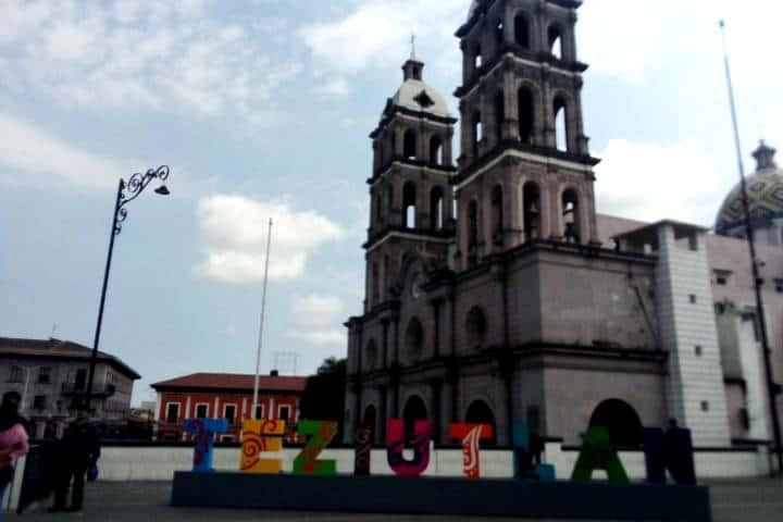 Tezuitlán Puebla Foto La hoguera