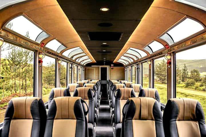 The 360 Foto Inca Rail