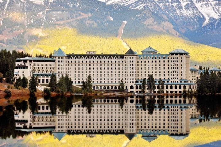 The Canadian Encyclopedía Foto: Hotel The Fairmont