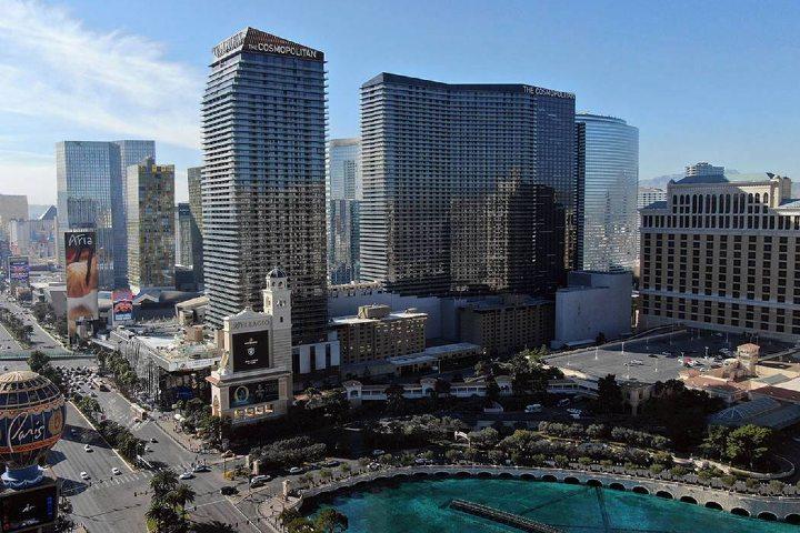The Cosmopolitan. Foto_ El tiempo de Las Vegas