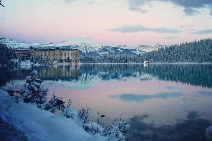 Foto The Fairmont Chateau Lake