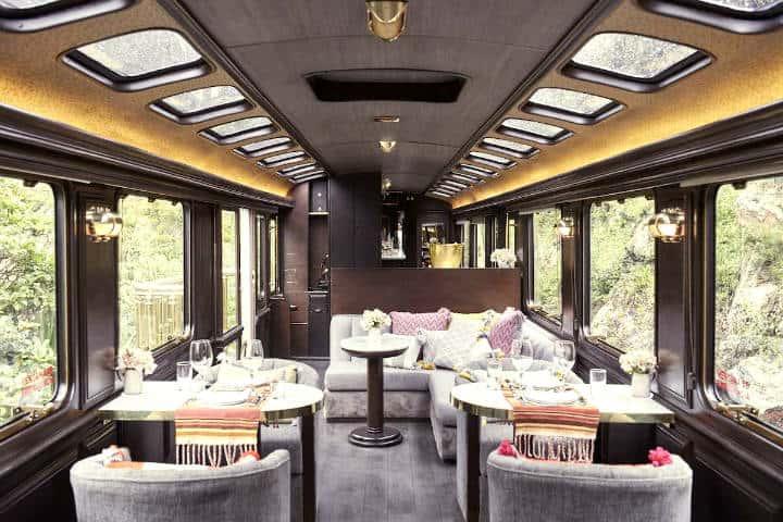 The Private Foto Inca Rail