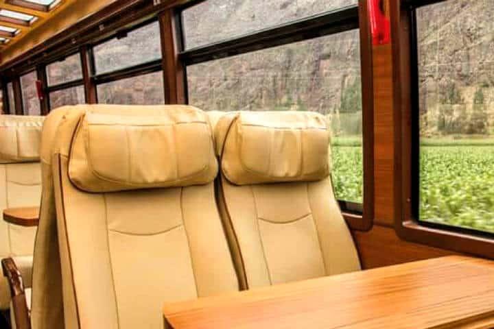 The Voyager. Foto Inca Rail