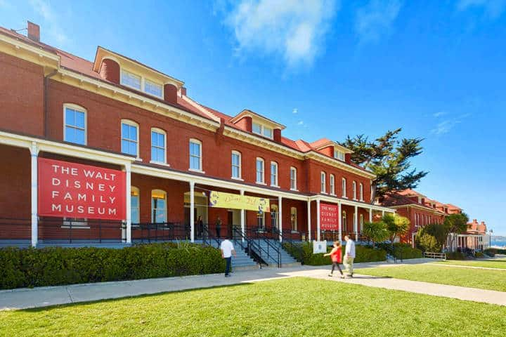The Walt Disney Family Museum Foto TWDFM 4