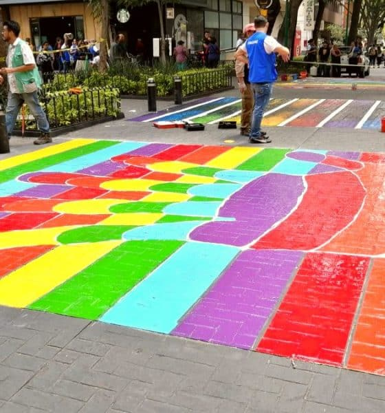 Turismo LGBT en CDMX. Foto: Grace Palomares