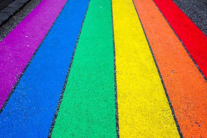 Turismo LGBTQ+ en CDMX, Zona Rosa. Foto Jasmin Sessler.