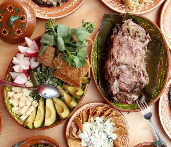 """Tulancingo: """"Pueblo con sabor"""" Foto: Uber eats"""
