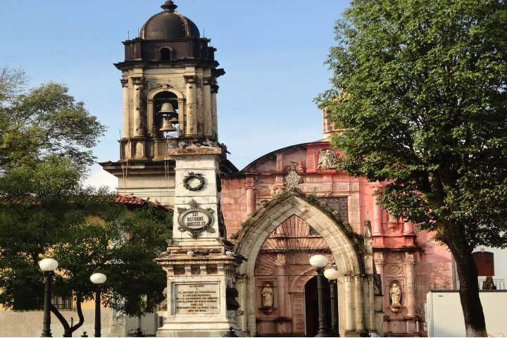 Uruapan, Michoacán. Foto 500px.