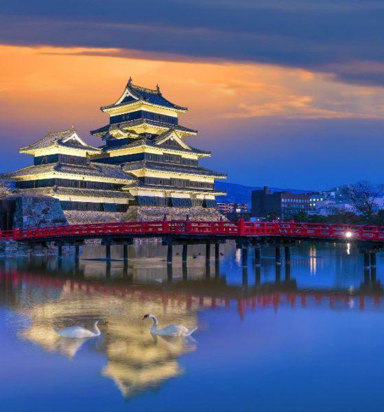 Vecteezy Foto: El castillo Matsumoto