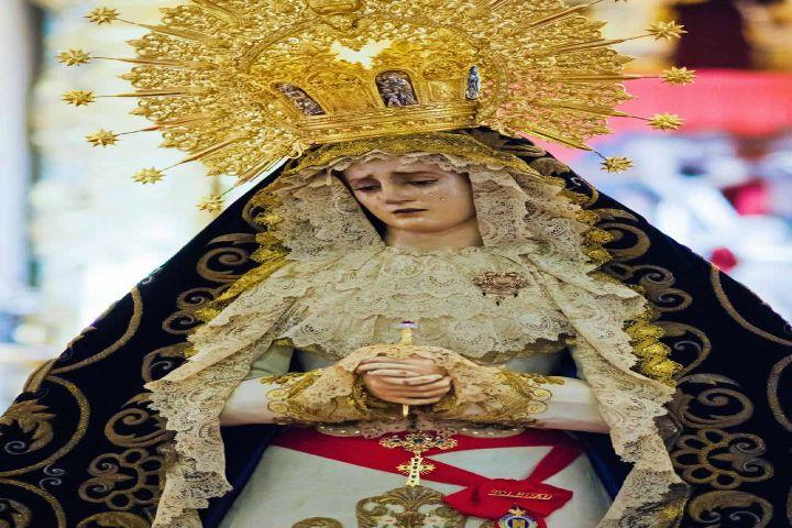 Virgen de la Soledad Jerez. Foto Turimexico.