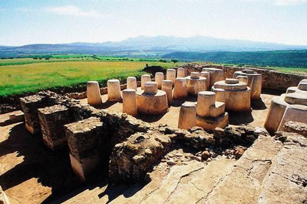 Zonas arqueológicas de Zacatecas. Foto: Visit México